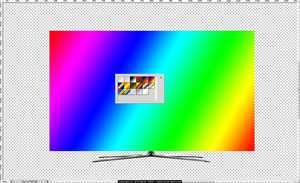 Photoshop'da Samsung Smart TV (PSD) Yapmak